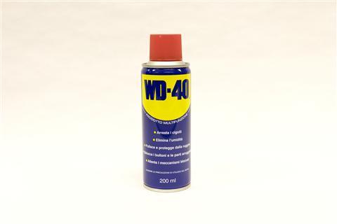 WD-40 LUBRIFICANTE 200 ML