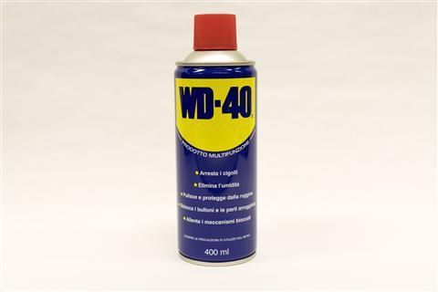 WD-40 LUBRIFICANTE 400 ML